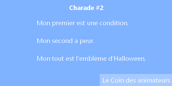 Charades difficiles